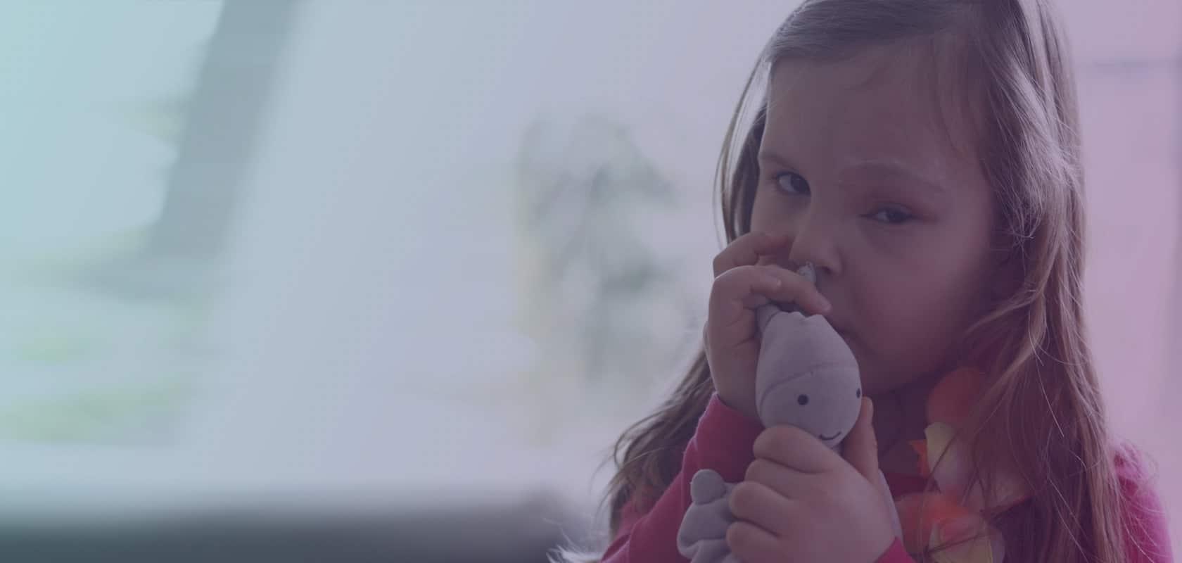 Stichting Benthe - Knokken tegen Lymfatische malformatie